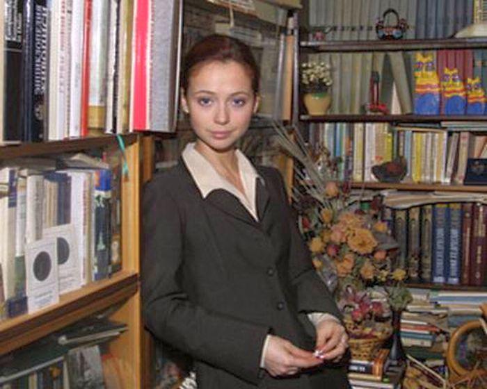 Елена Захарова.  / Фото: www.peoples.ru