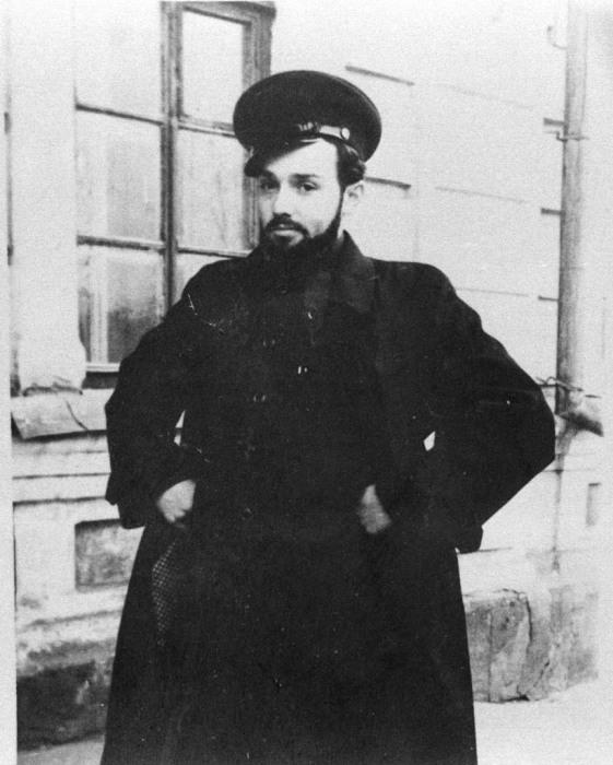 Александр Мень в молодости. / Фото: www.alexandrmen.ru