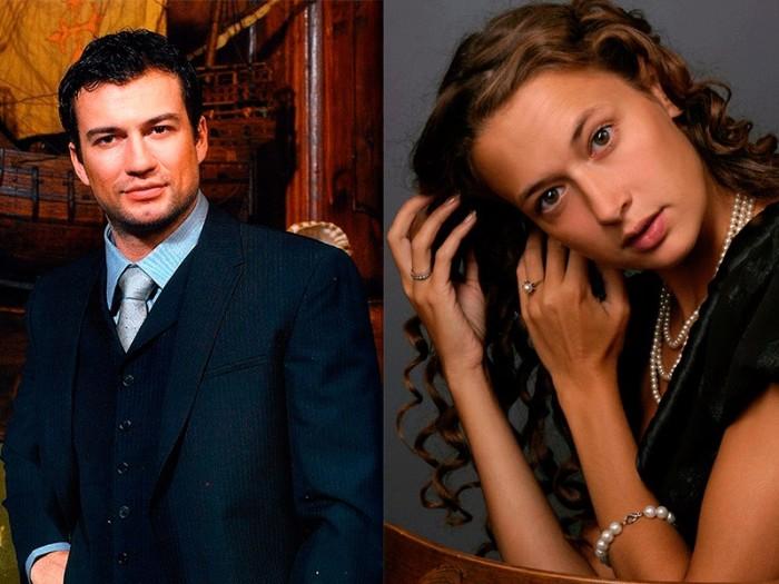 Андрей Чернышов и Мария Добржинская.  / Фото: www.mycdn.me