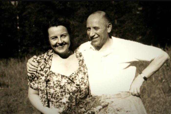 Зоя Воскресенская и Борис Рыбкин. / Фото: www.generalfilm.org