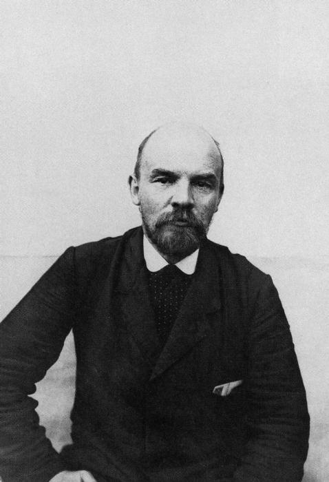 Владимир Ленин в Поронине, Польша. Август 1914 года. / Фото: www.photo-day.ru