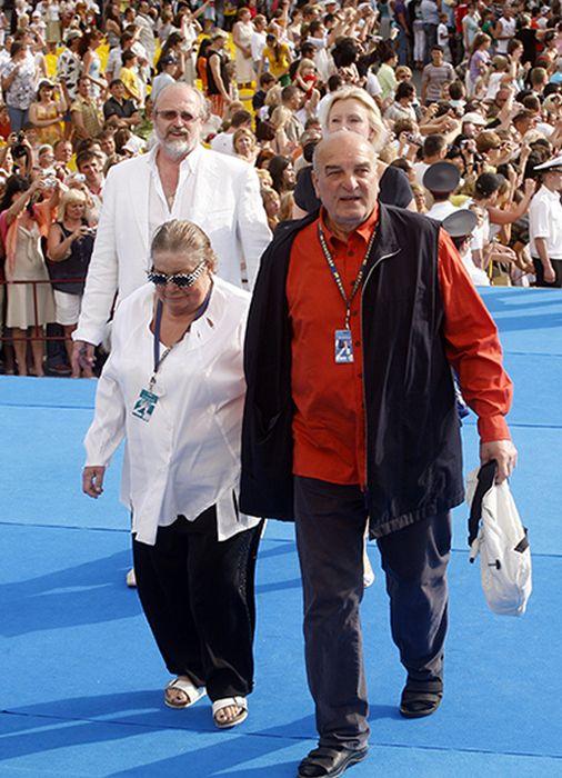 Алексей Петренко и Галина Кожухова. / Фото: www.pravda.ru