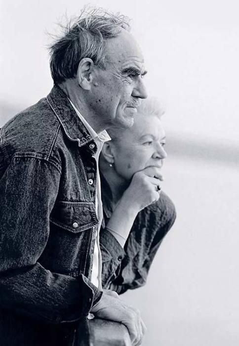 Михаил Глузский и Екатерина Перегудова.  / Фото: www.stuki-druki.com