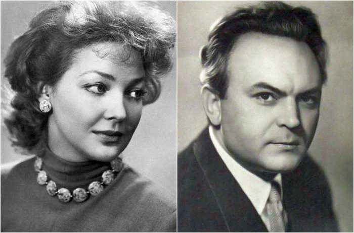 Сергей Бондарчук и Ирина Скобцева. / Фото: www.mtdata.ru