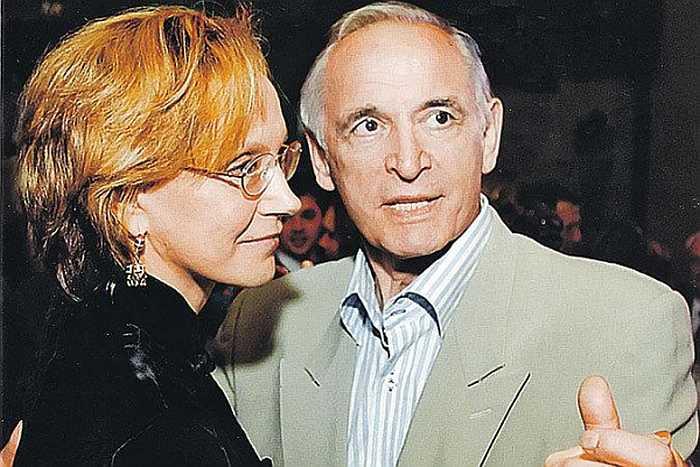 Василий Лановой и Ирина Купченко. / Фото: www.podster.fm
