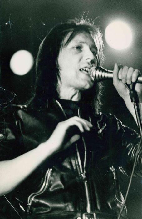 Николай Носков на концерте со Scorpions. / Фото: www.gorkypark-band.ru