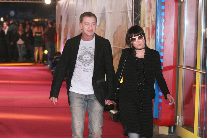 Константин Хабенский с первой женой Настей. / Фото: www.ucrazy.ru