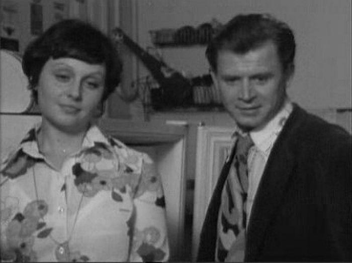 """Сергей Никоненко и Екатерина Воронина, """"Фантазии Веснухина"""", 1976 год. / Фото: www.kino-teatr.net"""