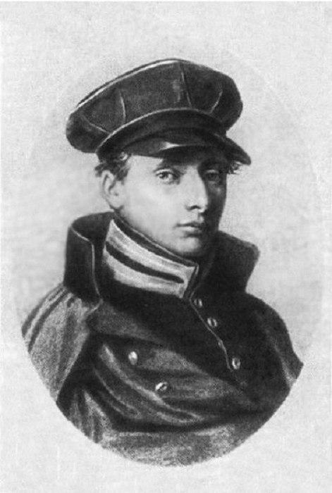 Владимир Даль в молодости. / Фото: www.7lafa.com