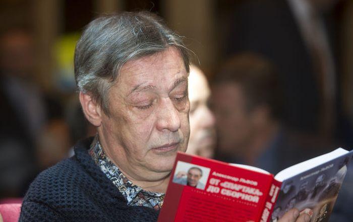 Михаил Ефремов. / Фото: www.sport-express.ru