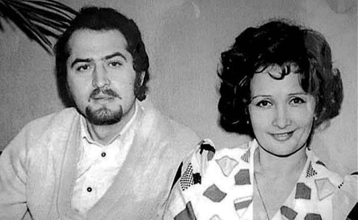 Зинаида Кириенко и Валерий Тарасевский. / Фото: www.stuki-druki.com