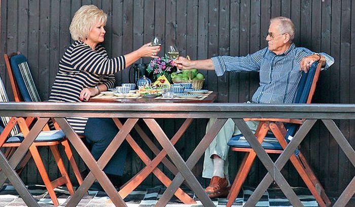 Спокойное счастье. / Фото: www.7days.ru