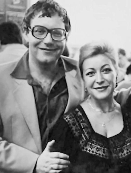 Александр Журбин и Ирина Гинзбург. / Фото: из личного архива