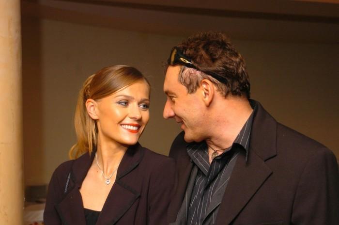 Мария Голубкина и Николай Фоменко. / Фото: www.woman.ru