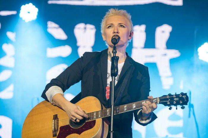 Диана Арбенина. / Фото: www.kleo.ru