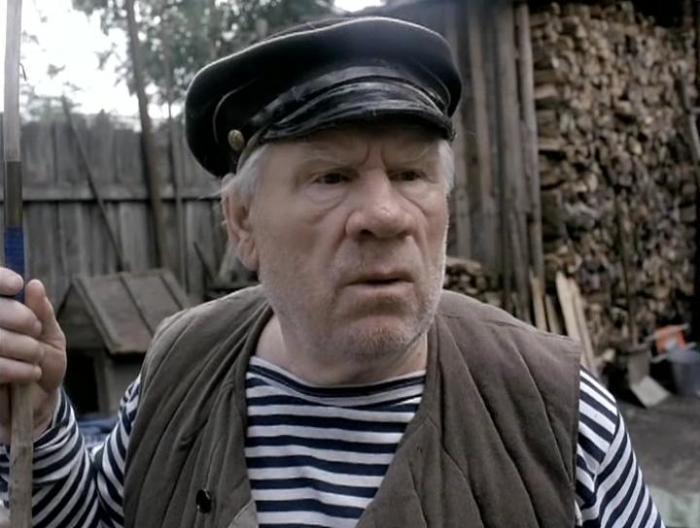 Иван Рыжов, кадр из фильма «Ёлки-палки», 1988. / Фото: www.kino-teatr.org