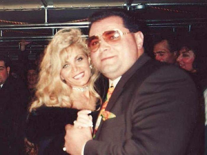 Виктория Ди Джорджо и Джон Готти. / Фото: www.scoopwhoop.com