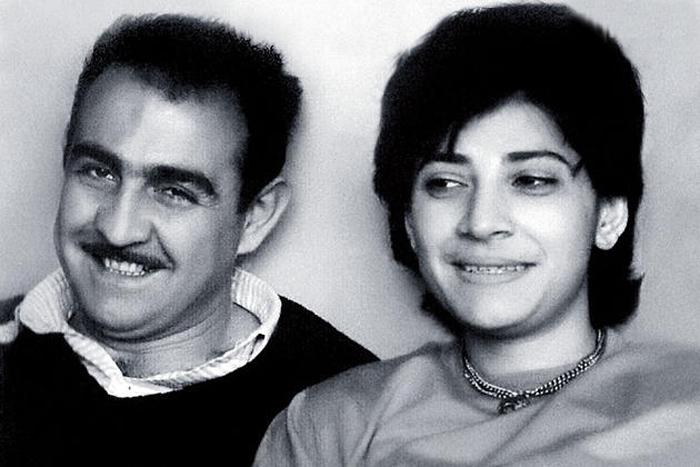 Нани Брегвадзе и Мераб Мамаладзе. / Фото: www.24smi.org