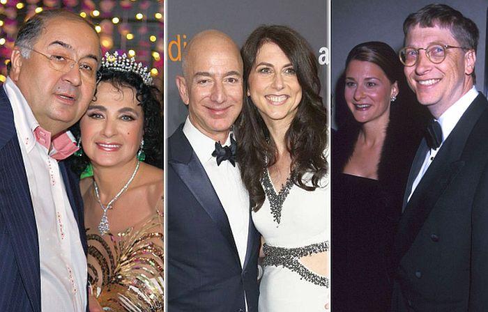 Успешные и счастливые миллиардеры.