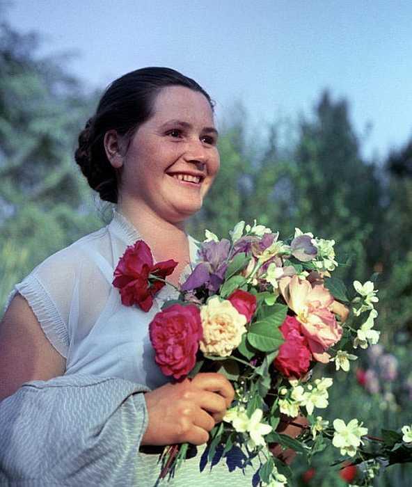 Валентина Гагарина, июнь 1961. / Фото: www.ria.ru