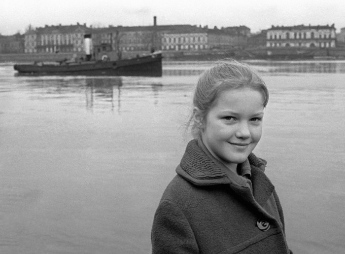 Елена Проклова в детстве. / Фото: www.m24.ru