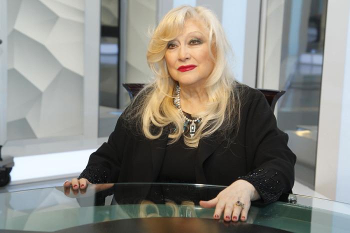 Ирина Мирошниченко. / Фото: www.actorlife.net