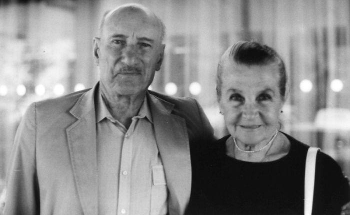 Сергей Герасимов и Тамара Макарова. / Фото: www.golddisk.ru