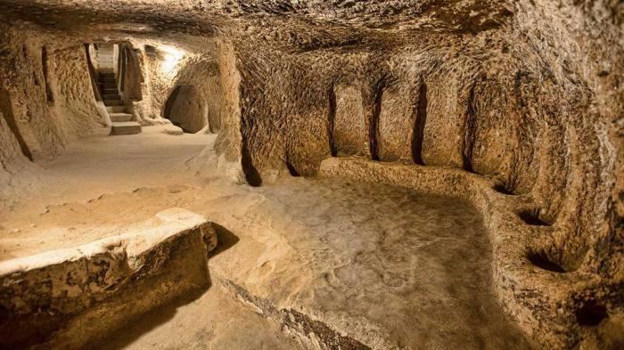 Каждое помещение имело своё предназначение. / Фото: www.livingnomads.com