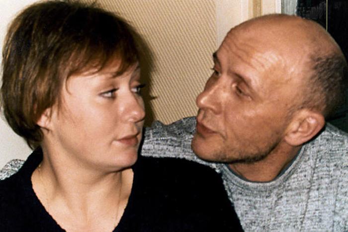 Мария Аронова и Евгений Фокин. / Фото: www.7days.ru