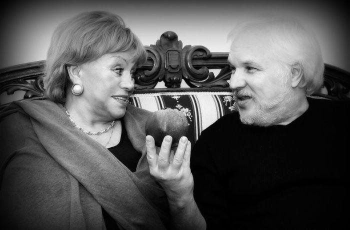 Татьяна Егорова и Сергей Шелехов. / Фото: www.belan-olga.livejournal.com