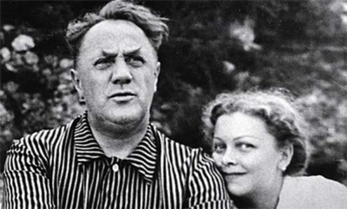 Михаил Жаров и Людмила Целиковская. / Фото: www.mtdata.ru