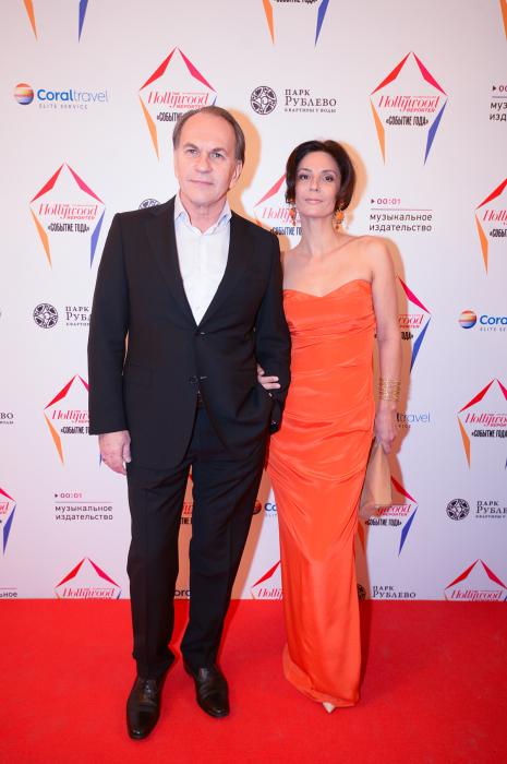 Алексей Гуськов и Лидия Вележева. / Фото: www.life.ru