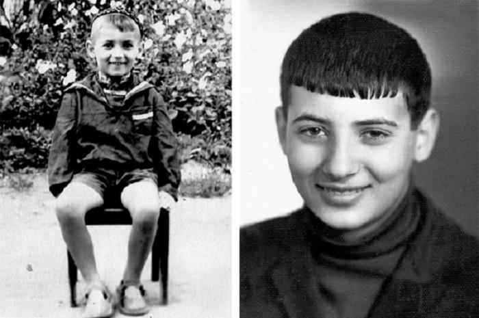 Игорь Крутой в детстве. / Фото: www.ofigenno.com