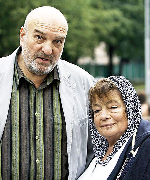 Алексей Петренко и Галина Кожухова. / Фото: www.telesem.ru