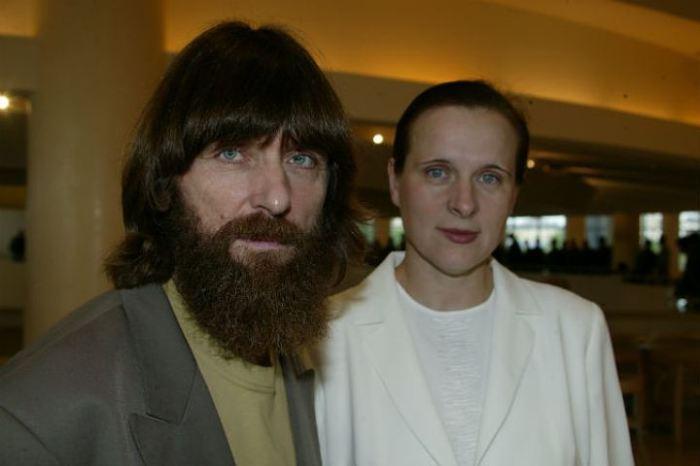 Фёдор и Ирина Конюховы. / Фото: www.pravmir.ru