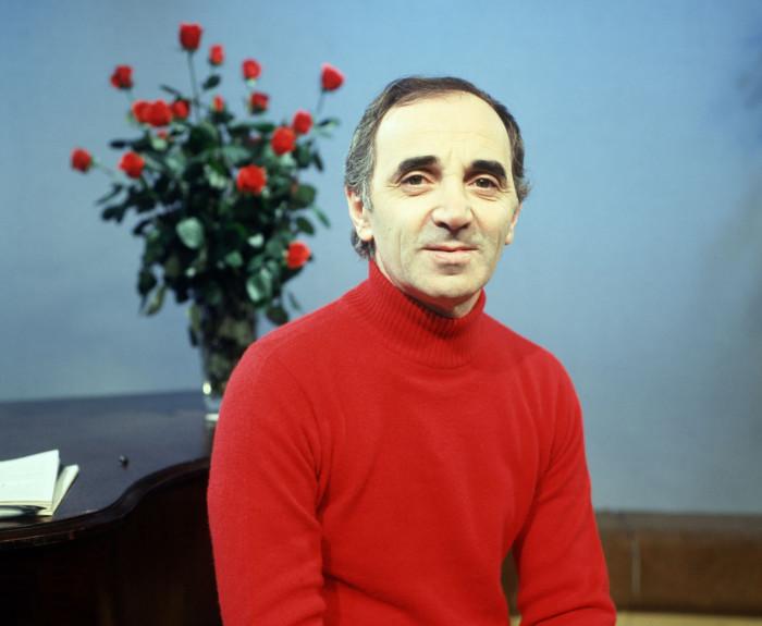 Шарль Азнавур. / Фото: www.woman.ru
