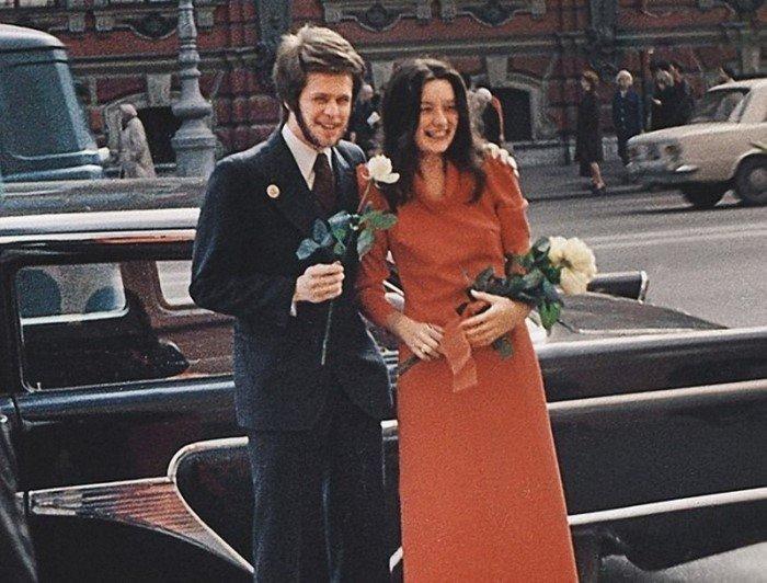 Борис Гребенщиков и Наталья Козловская. / Фото: www.s.zefirka.net