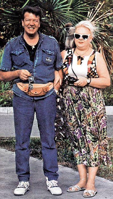 Владимир и Ирина Новиковы. / Фото: www.eg.ru