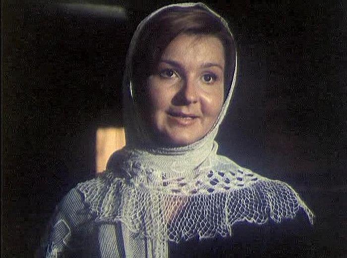 Татьяна Говорова, кадр из фильма «Строговы». / Фото: www.kino-teatr.ru