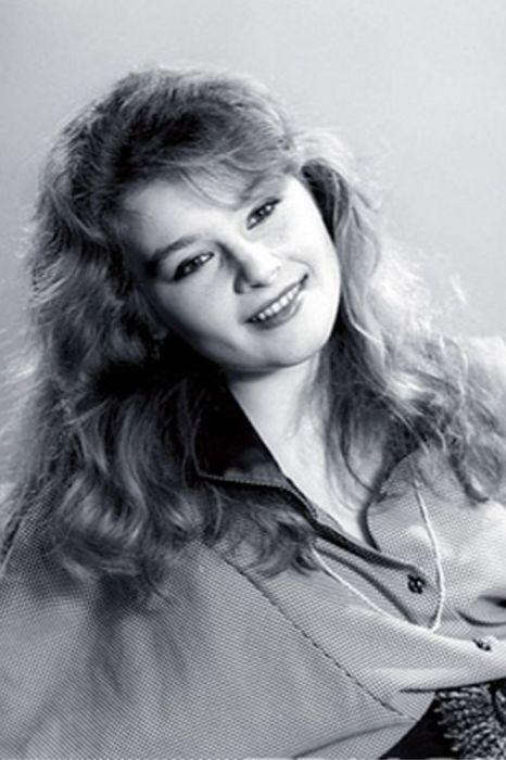 Оксана Арбузова в юности. / Фото: www.filmiwiki.com