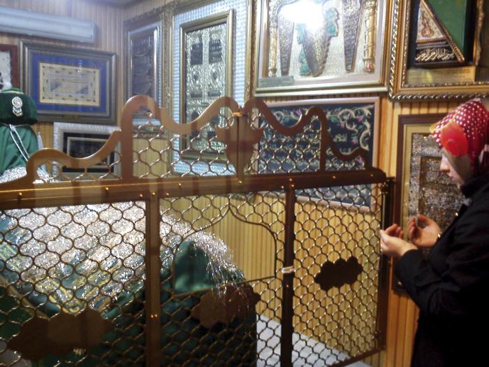 Телли Баба слышит все молитвы. / Фото: www.atlasdergisi.com
