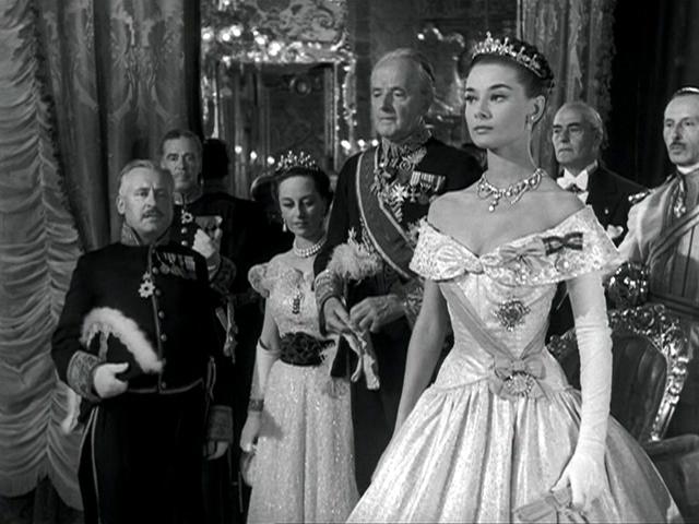 Кадр из фильма «Римские каникулы». / Фото: www.fanpop.com