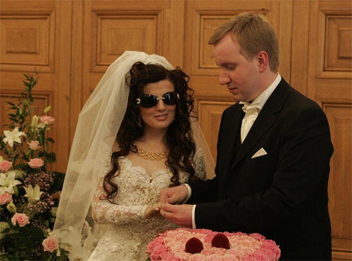 21 сентября 2005 года Диана Гурцкая и Петр Кучеренко стали мужем и женой. / Фото: www.lichnosti.net
