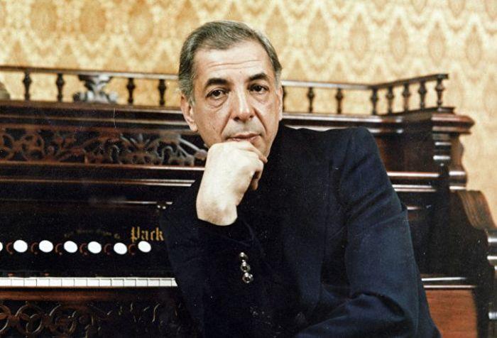 Микаэл Таривердиев. / Фото: www.sputnik-georgia.com