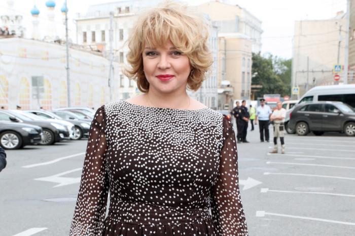 Елена Валюшкина. / Фото: www.mtdata.ru