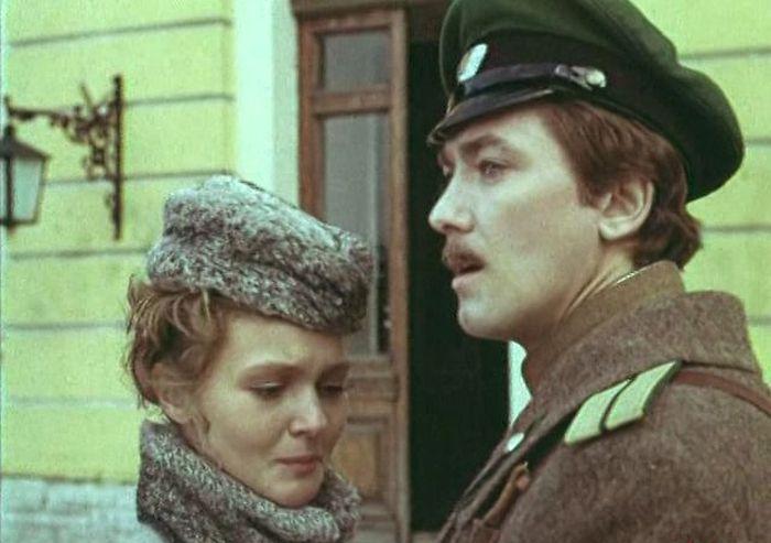 Игорь Старыгин и Марина Дюжева, кадр из фильма «Государственная граница». / Фото: www.bitru.org