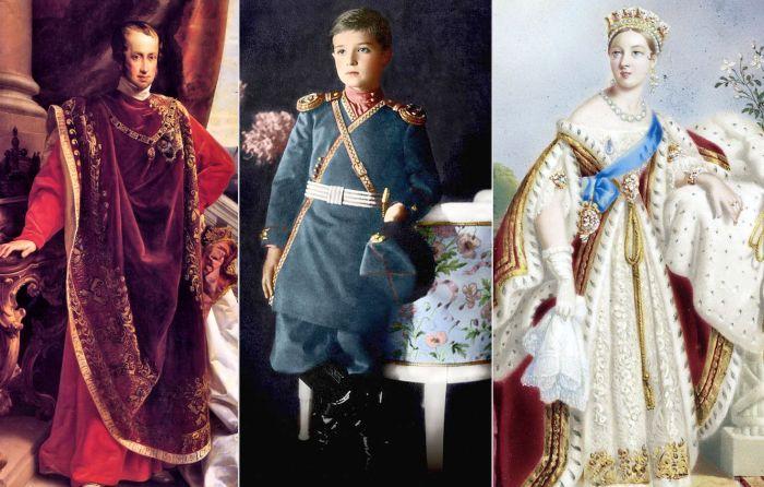 Жертвы династических браков.