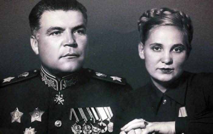 Родион и Раиса Малиновские. / Фото: www.stuki-druki.com