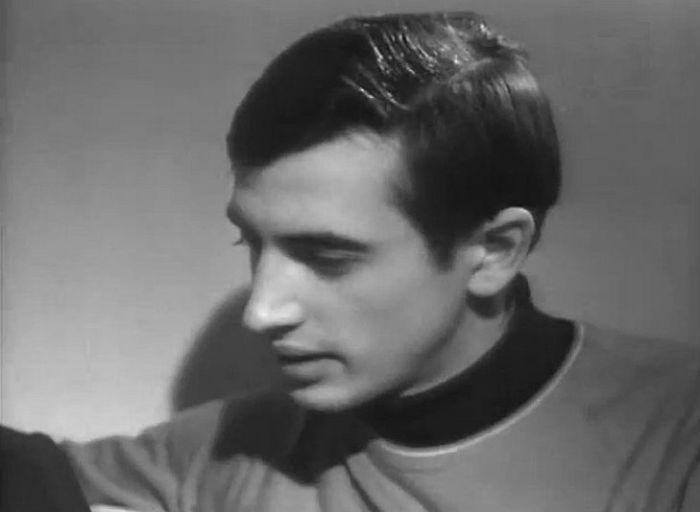 Александр Горшков в юности. / Фото: www.kino-teatr.ru