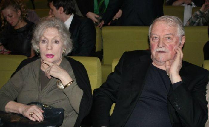 Алла Будницкая и Александр Орлов. / Фото: Илья Золкин.